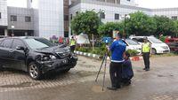 Ditabrak Mobil Harier di Ancol, Aiptu Sukir Mengalami Koma