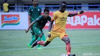 Makan Konate mencetak gol lewat titik putih di menit ke-75.
