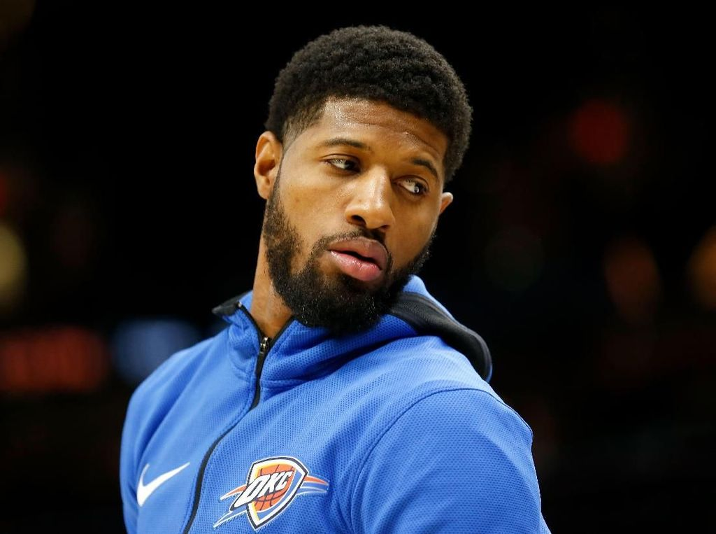 Paul George Sempat Tergoda Gabung Lakers