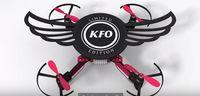 Keren! Kotak KFC Ini Bisa Dirakit Jadi Drone