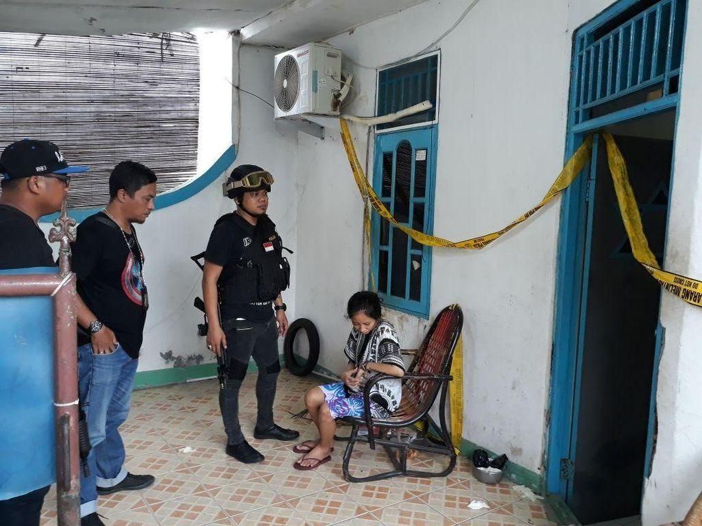 Pascapenggerebekan, Polisi Kembali Sisir Kampung Ambon