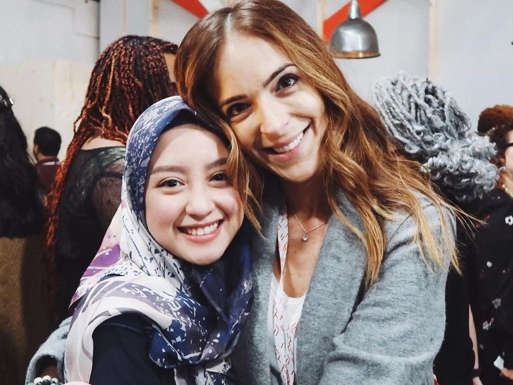 Keren! Gitasav Jadi Satu-Satunya Wanita Indonesia di Acara Bergengsi Youtube