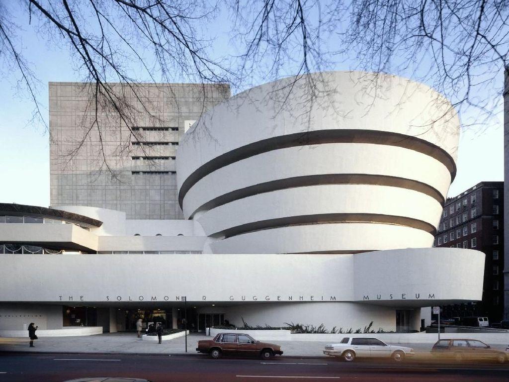 Museum Seni di New York Bersiap Ditutup Jika Virus Corona Meluas