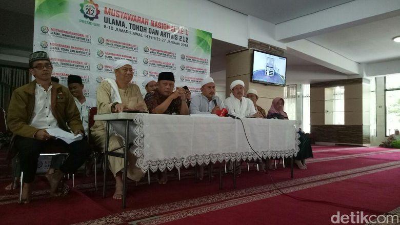 Alumni 212: 5 Juta Orang Akan Sambut Kepulangan Habib Rizieq