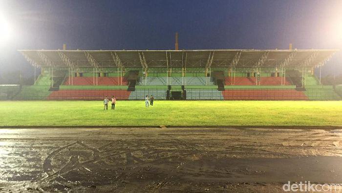 PT Liga Indonesia Baru bisa jadi takkan mengoperasikan Liga 1 2019 (Jefris Santama/detikSport)