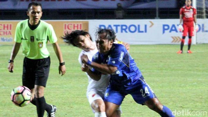 Jadwal siaran langsung Liga 1 2019, PSM vs Persib (Foto: Wisma Putra)