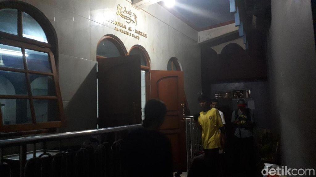 Potret Musala yang Disebut Anies Tak Ikut Terbakar di Tamansari