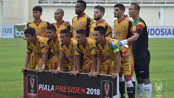 Mitra Kukar Bidik Laga Uji Coba Lawan Sesama Klub Liga 1
