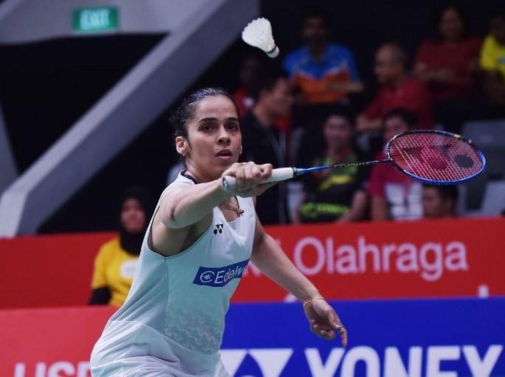 Saina Minta Dukungan dan Doa Suporter Indonesia