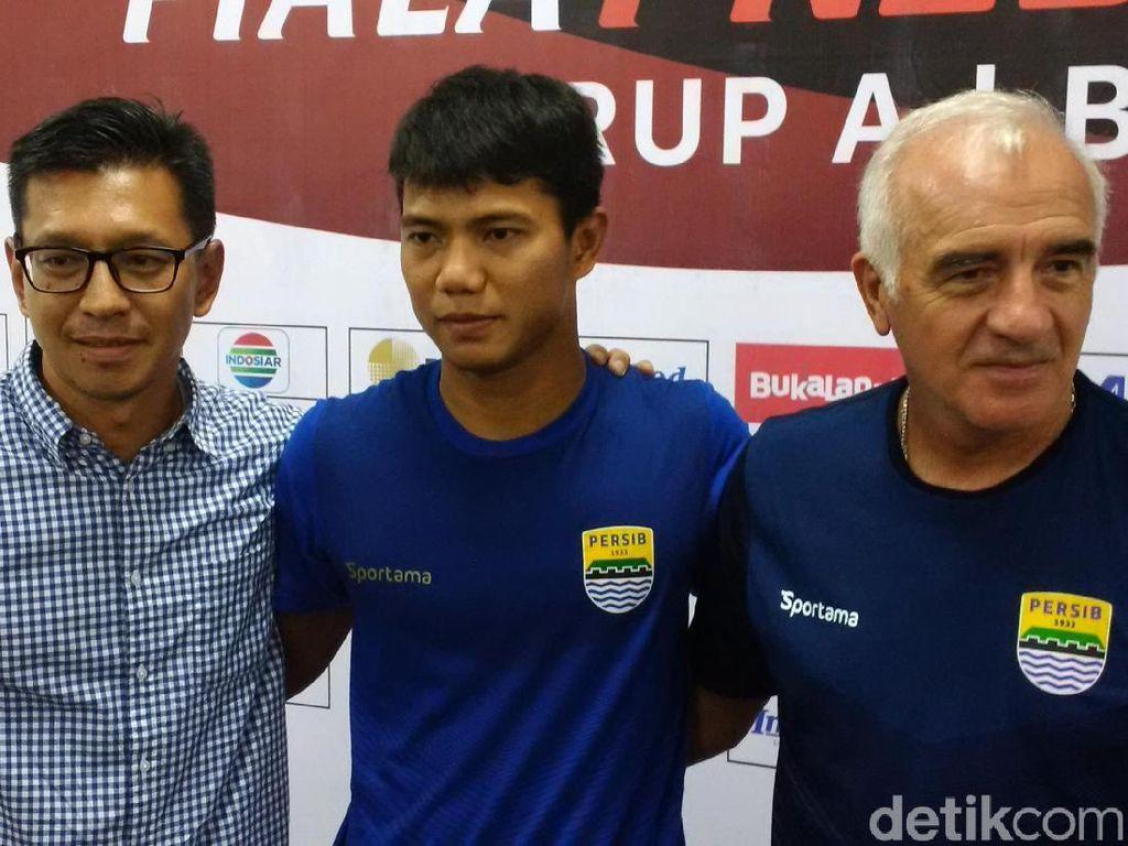 Tinggalkan Persib, Achmad Jufriyanto Pindah ke Kuala Lumpur FA