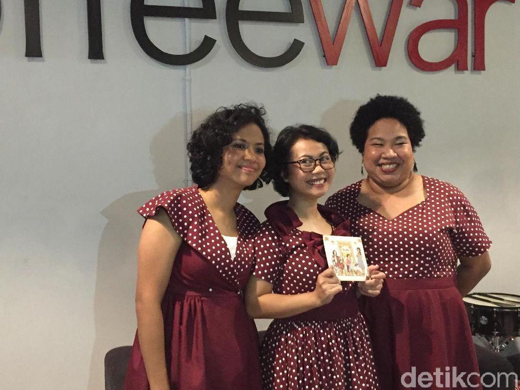 Keliling Jawa, Trio Nonaria akan Tur dengan Konser di Jakarta