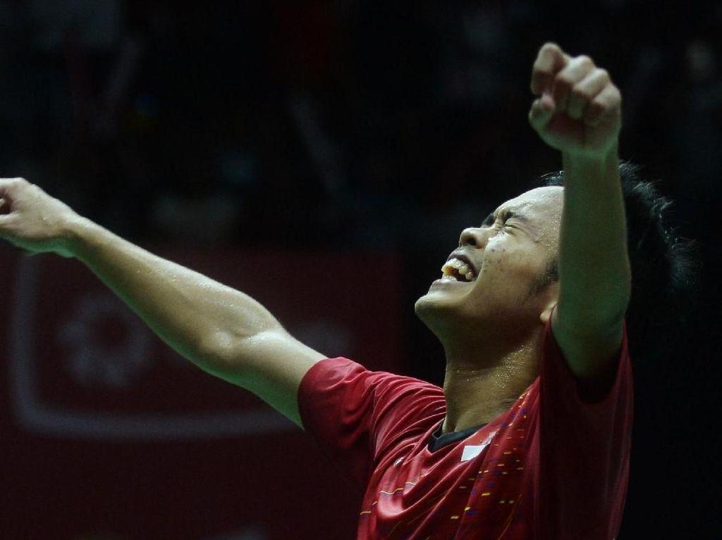 Contohkan Kemenangan Anthony Ginting, PDIP Ingin Pilpres Sportif