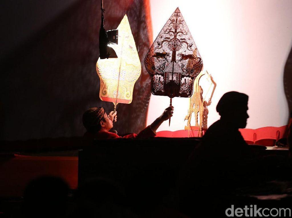 Jokowi Gelar Acara Wayang Kulit di Istana Besok, Didi Kempot Diundang