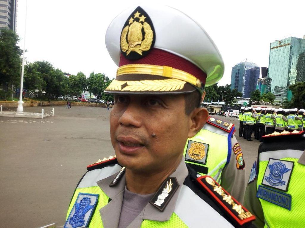 Pengendara Pakai GPS di HP Ditilang Usai Operasi Keselamatan Jaya