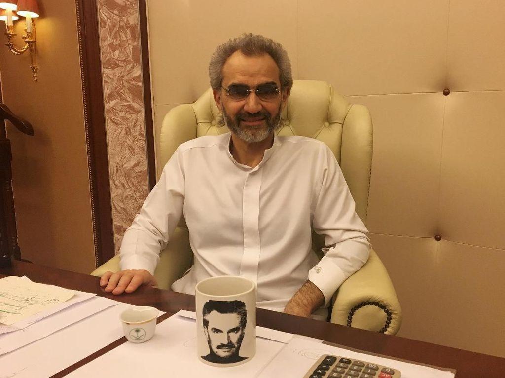 Alwaleed Akui Soal Kesepakatan Rahasia dengan Pemerintah Saudi