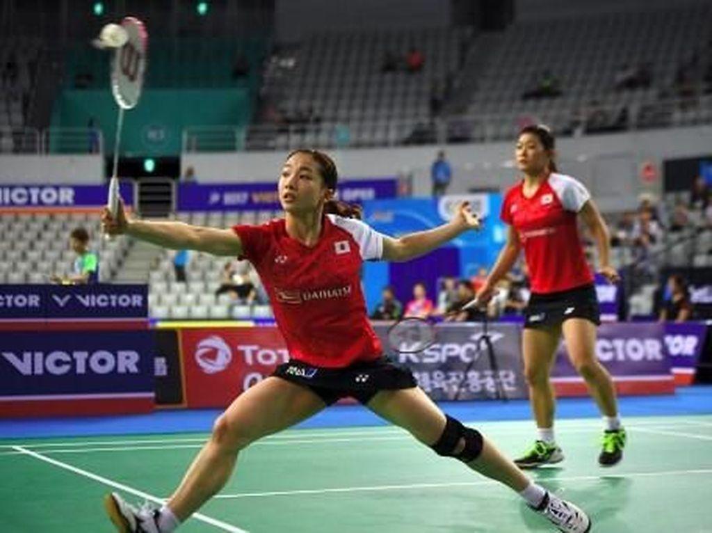 Hadapi Greysia/Apriyani dan Suporter Indonesia, Misaki/Ayaka Siap Habis-habisan