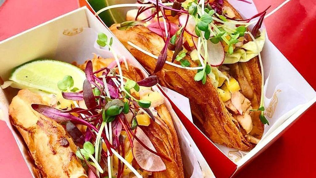 Paduan Croissant dan Taco yang Instagramable dari San Fransisco