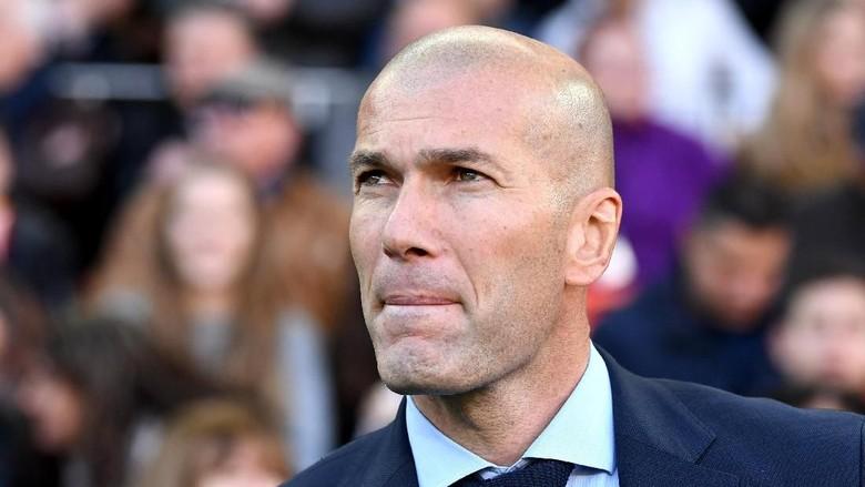 Zidane Dukung Guti Latih Madrid di Masa Depan