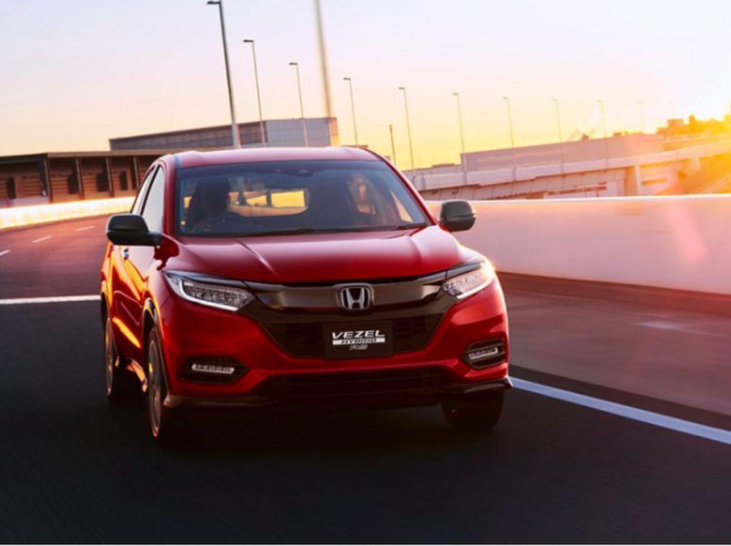 Begini Tampang Honda HR-V Terbaru