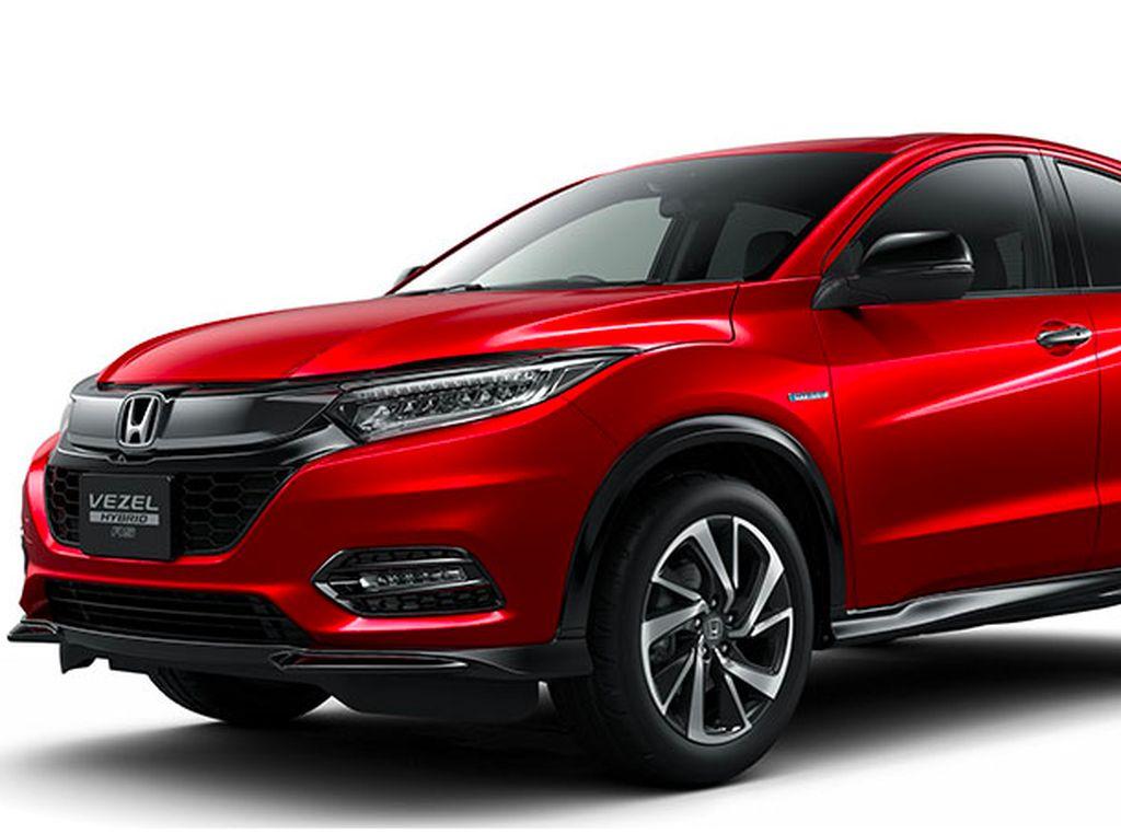 Alasan Honda Tidak Khawatir dengan Toyota C-HR