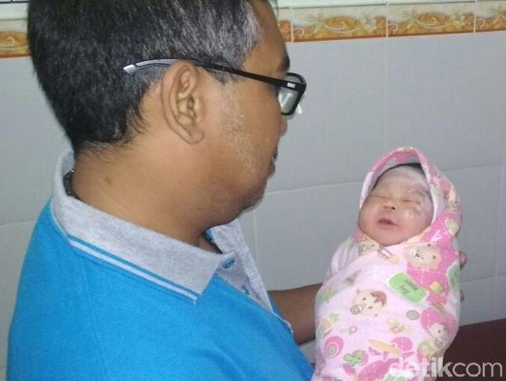 Sesosok Bayi Perempuan Dibuang di Rumah Warga, Begini Kondisinya