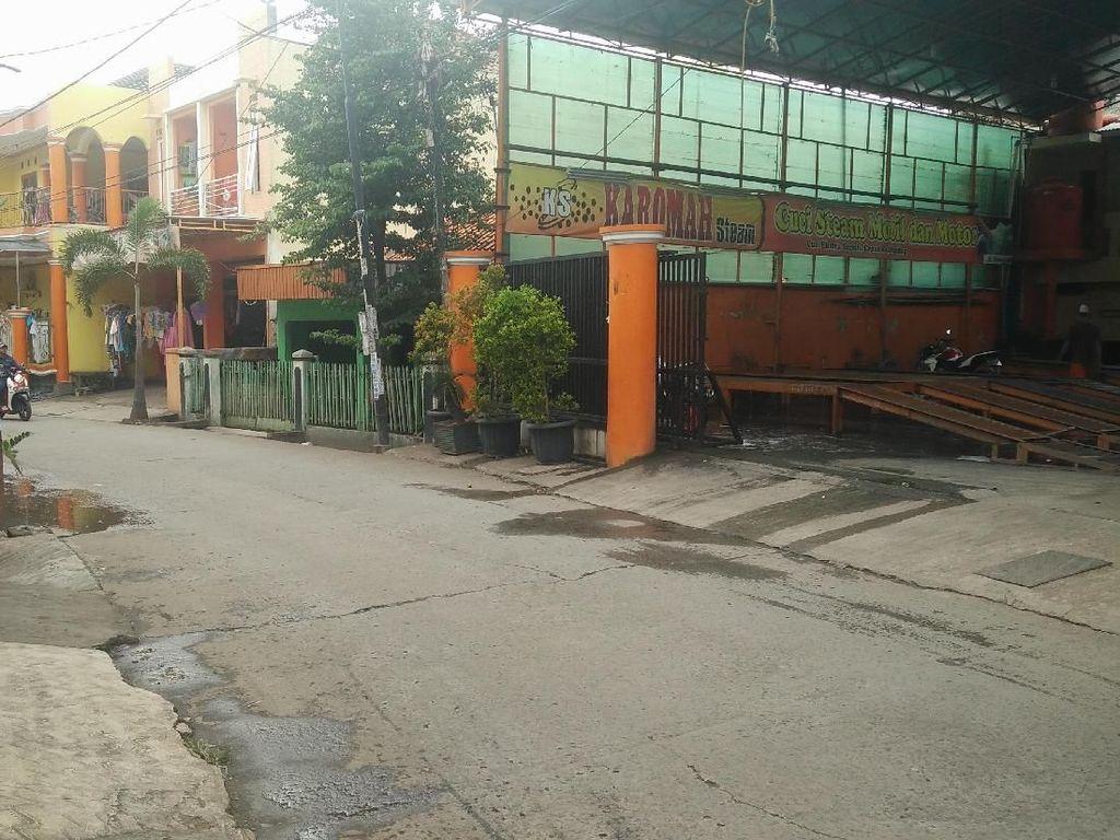 Ini Lokasi ABG Dibacok dan Dikeroyok 26 Orang di Bekasi