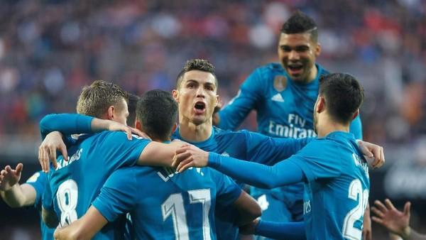 Menanti Respons Madrid Jelang Duel Lawan PSG