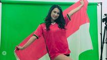 Miyabi ke Stadion Dukung Timnas U-22: You Can Do It!