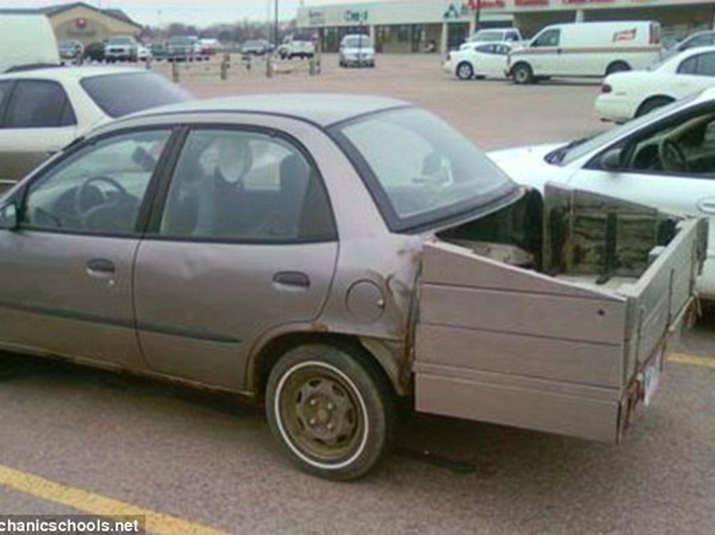 Cara Murah Membetulkan Mobil Rusak Tanpa Harus ke Bengkel (I)