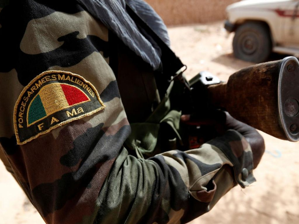Pria Bersenjata Serang Tenda Militer di Mali, 14 Orang Tewas