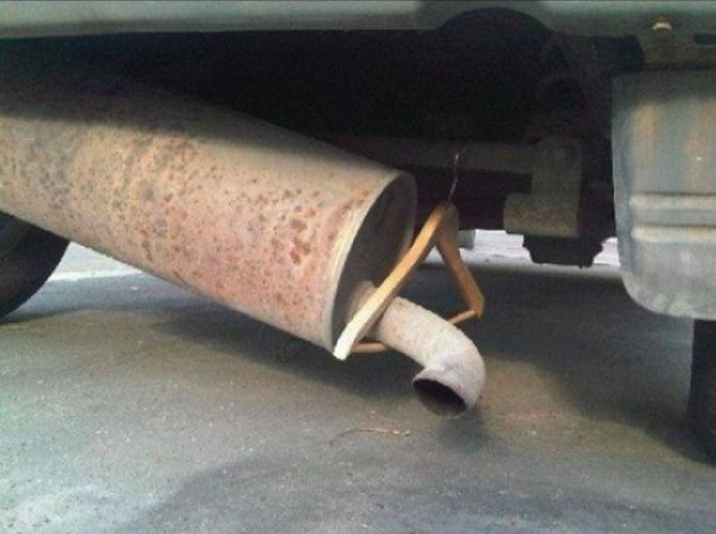 Cara Murah Membetulkan Mobil Rusak Tanpa Harus ke Bengkel (II)