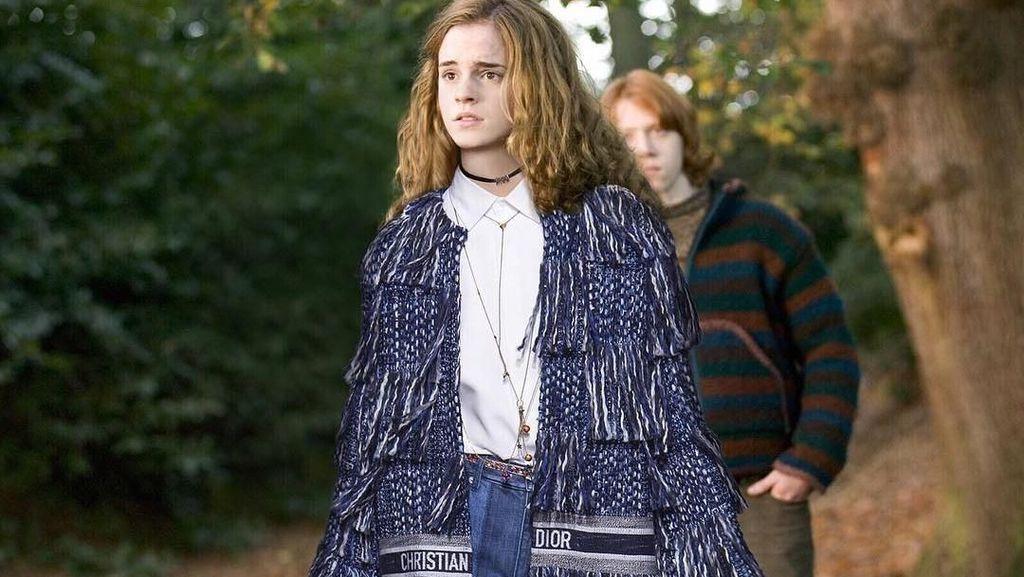 Foto: Ini Jadinya Jika Harry Potter CS Tampil Kekinian dengan Baju Dior