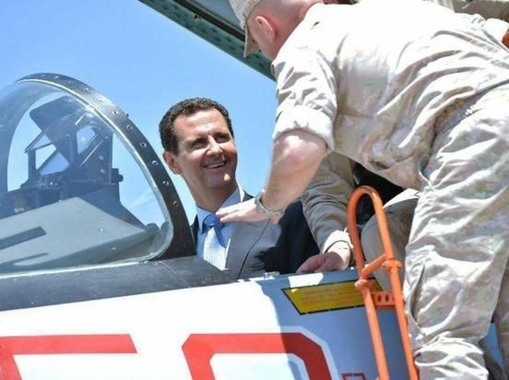 AS: Rusia Harus Pastikan Rezim Assad Tak Pakai Senjata Kimia