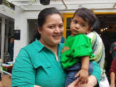 Tanti dan anaknya, Alvaro/