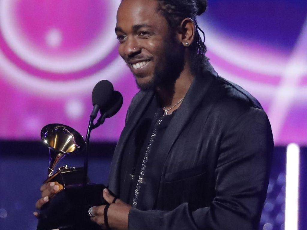 Damn! Kendrick Lamar Menang Pulitzer Prize