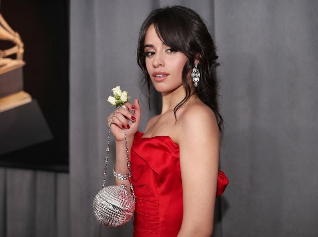 Bukan Havana, Ini Lagu Favorit Camila Cabello