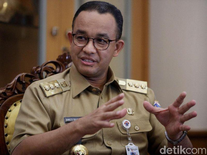 Bos Jasa Kurir Respons Kebijakan Anies soal Corona