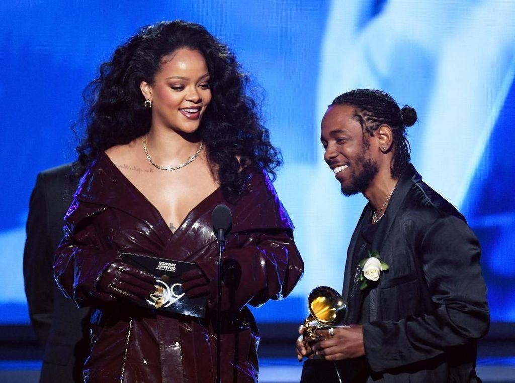 Loyalty Tambah Piala untuk Kendrick Lamar di Grammy Awards 2018