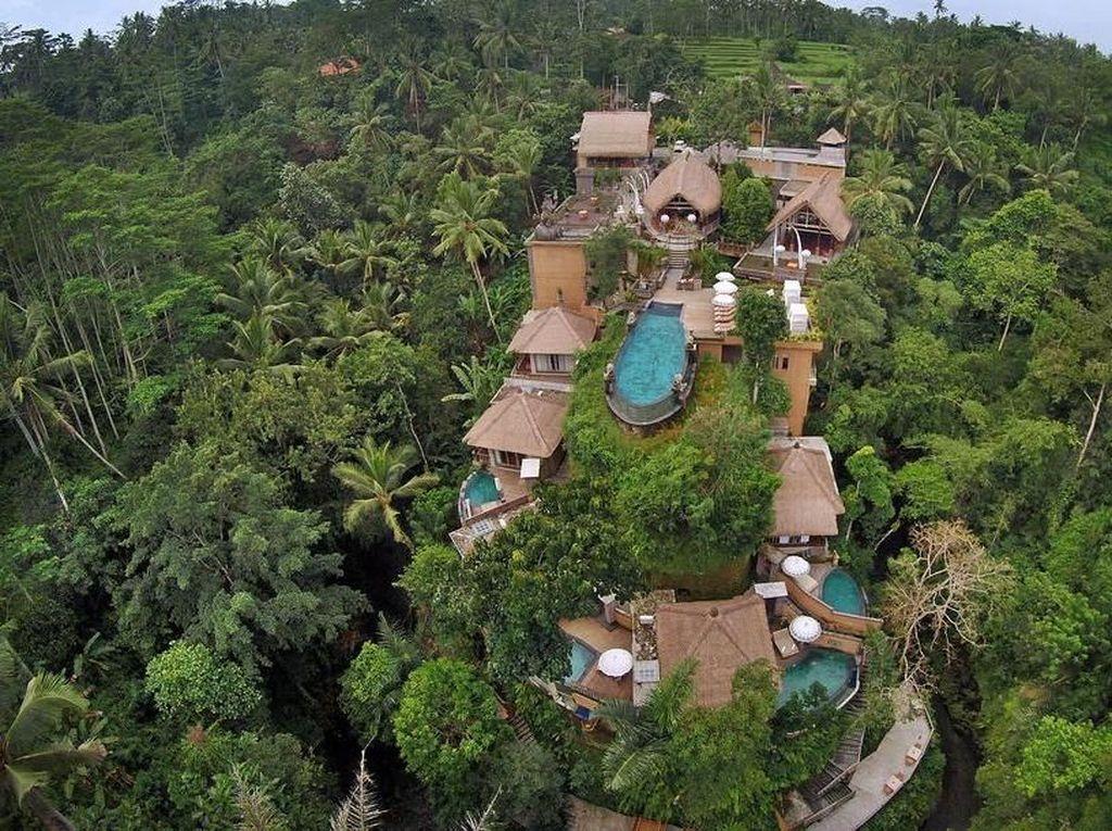 Potret The Kayon Resort Bali yang Akan Dibeli Ashanty