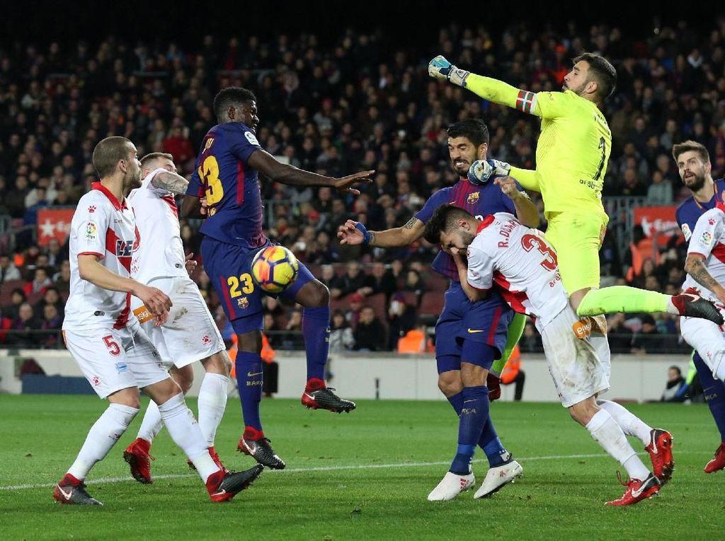 Soal Handball Umtiti, Valverde: Kontroversi Kadang Menguntungkan