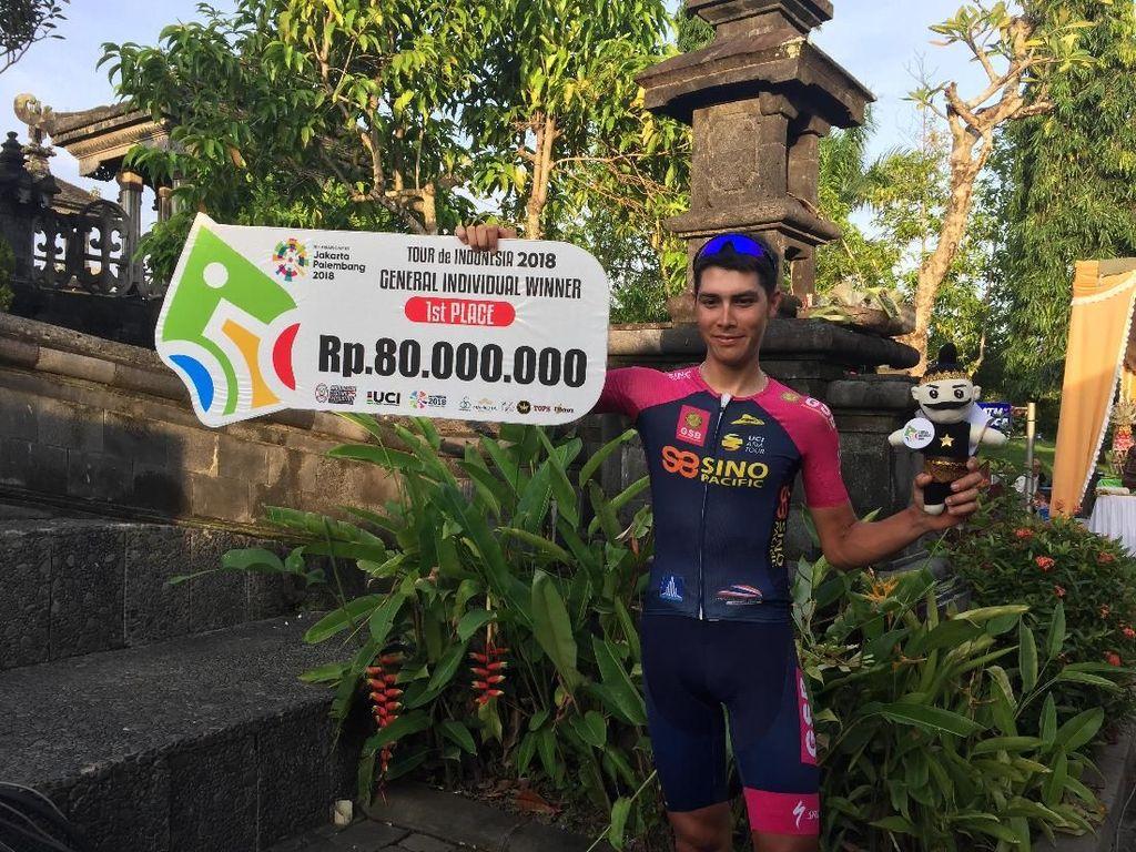 Juara Tour de Indonesia: Jadi Pebalap Itu Tak Cuma Kuat, tapi Juga Harus Pintar