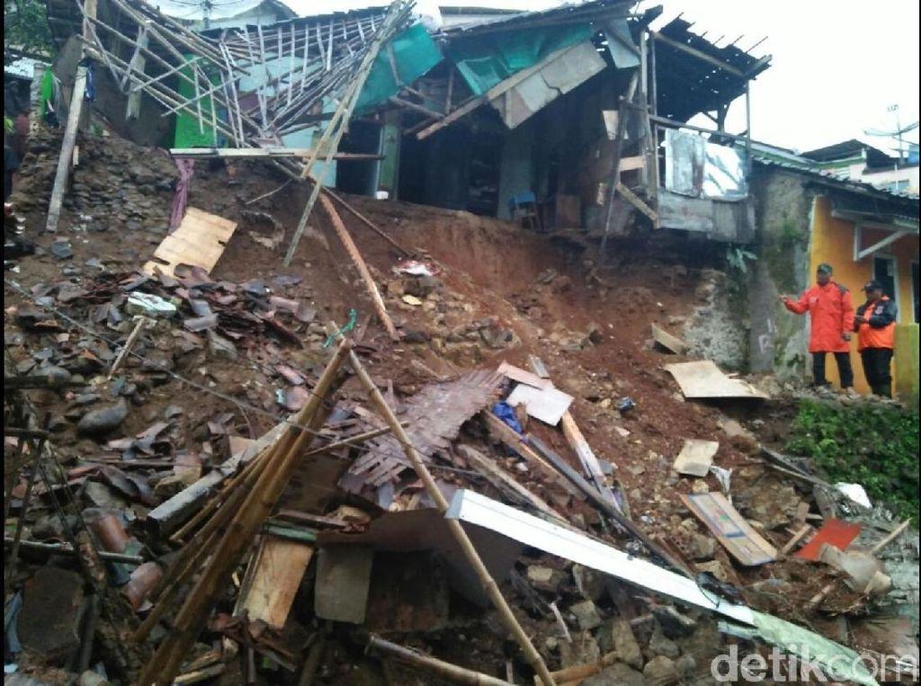 Total Kerugian Akibat Gempa di Sukabumi Rp 5,9 Miliar