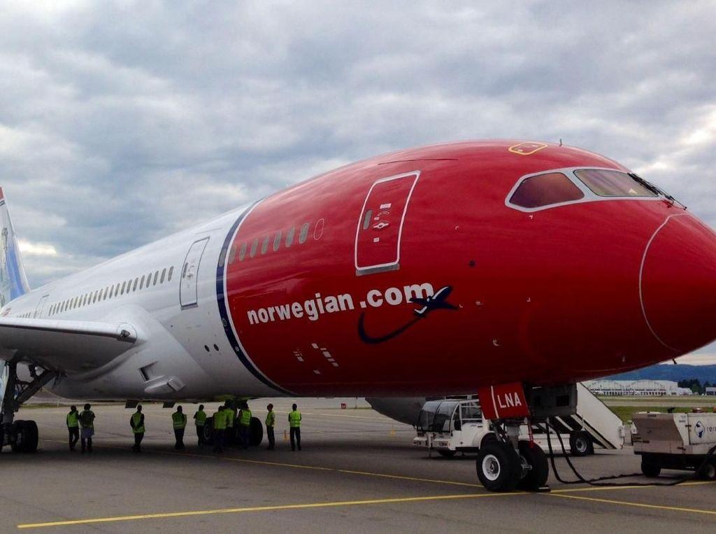 Terancam Bangkrut, Norwegian Air Ajukan Pailit