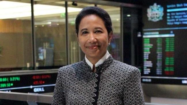 Menteri BUMN Rini Soemarno/Foto: Pool