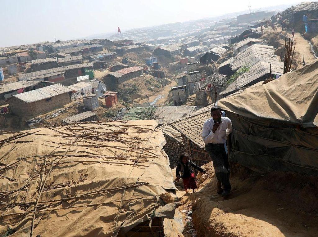 Bela Myanmar, China: Tekanan Tak Membantu Selesaikan Isu Rohingya