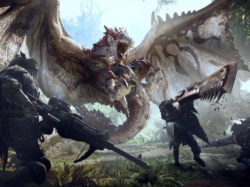 Duh! Gamer Xbox One Susah Matchmaking Monster Hunter World