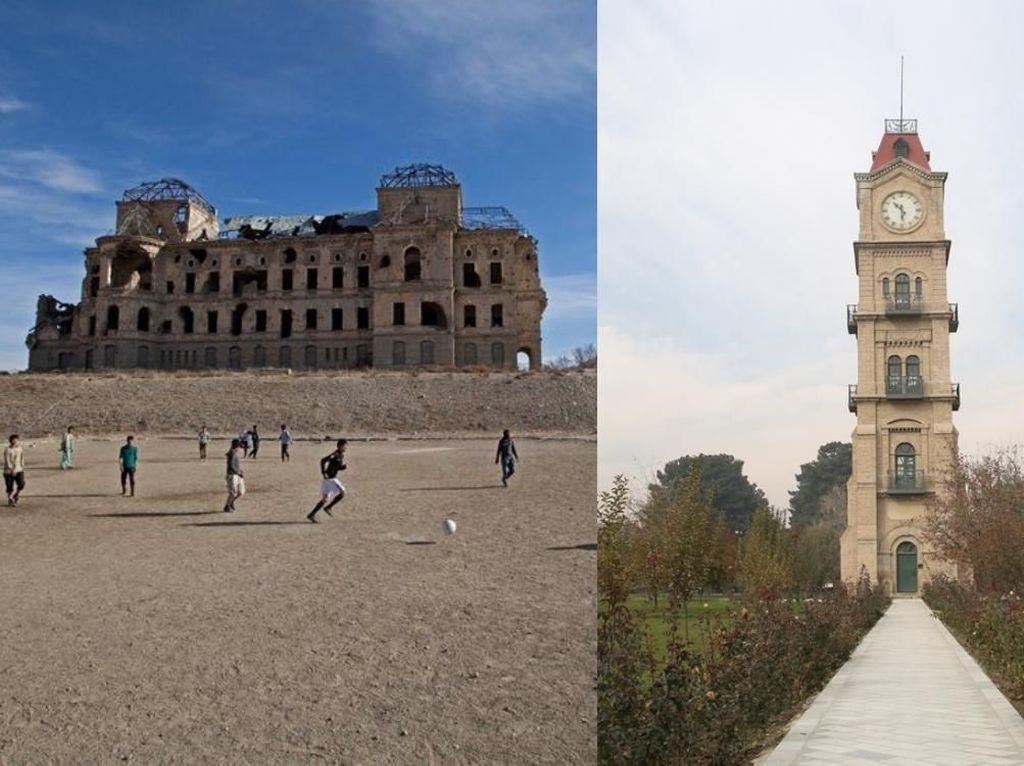 Potret 2 Istana yang Akan Dikunjungi Jokowi di Kabul