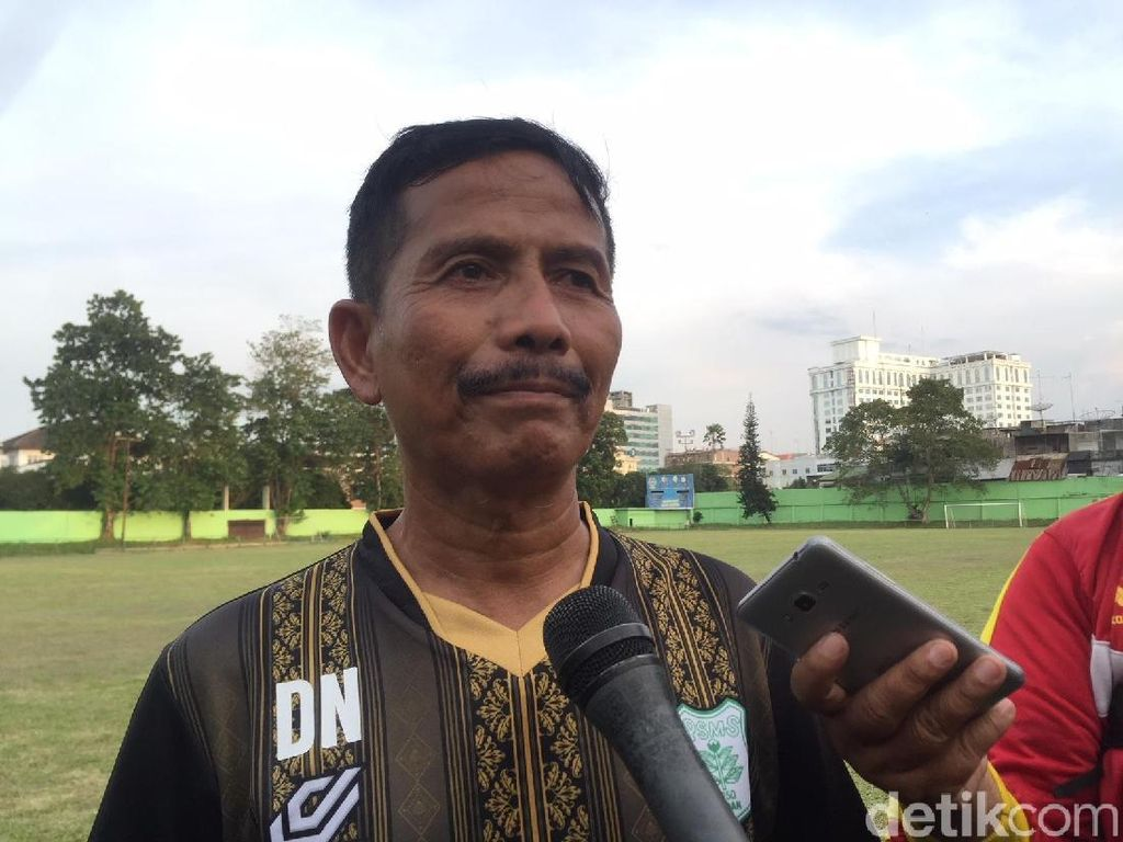 Djadjang Nurdjaman Jadi Pelatih Barito Putera