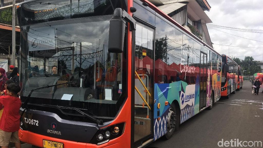 Saat Asian Games, Bus TransJ Diusulkan Ngebut sampai 80 Km/Jam