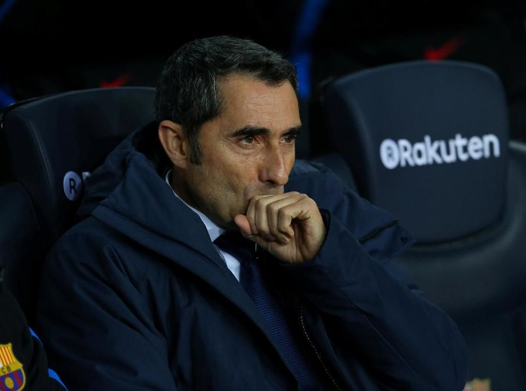 Jadi Raja di Spanyol Tak Cukup Buat Barcelona, Valverde